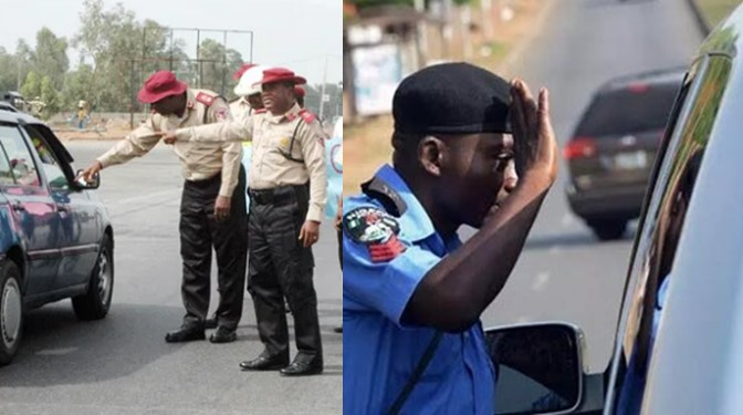 Nigerian police force tells citizens to stop offering them bribes