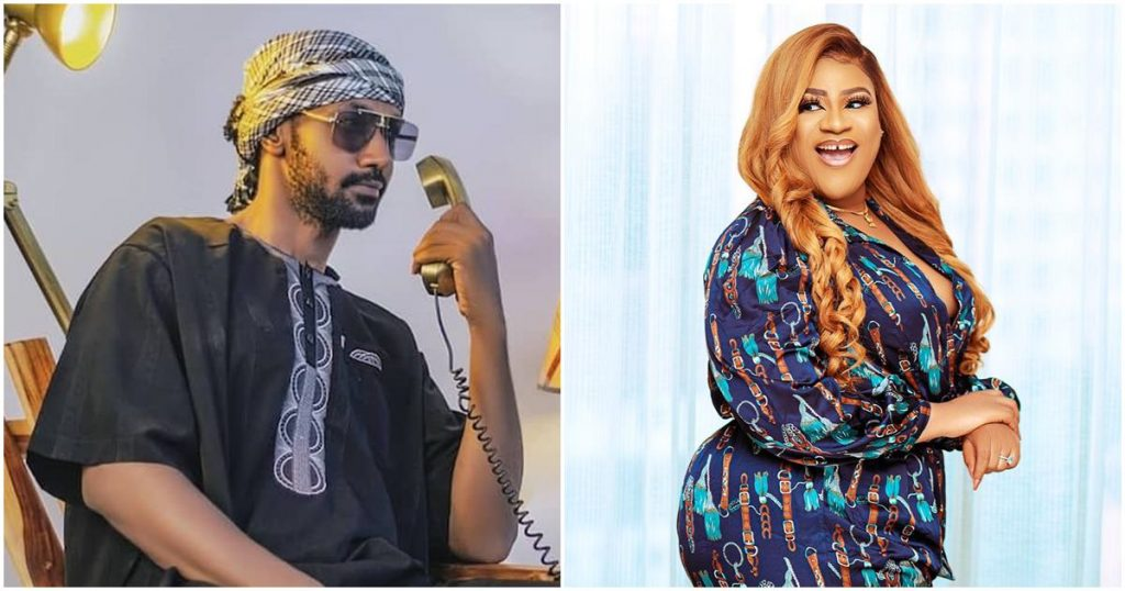BBNaija 2021: Yousef lands in the troll book of Nkechi Blessing