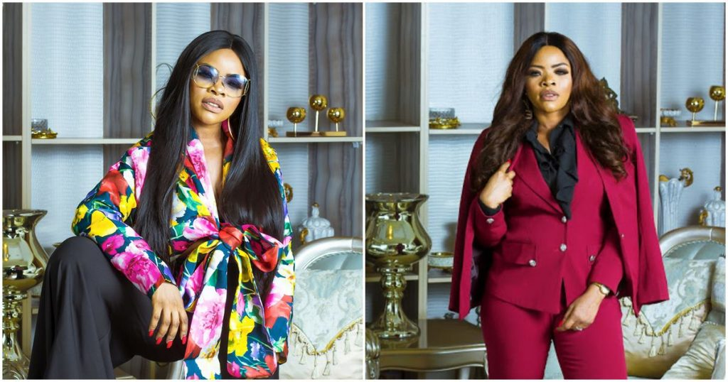 Laura Ikeji lands in the troll pit as fans mock her for lying about purchasing a bag worth N10 million (Video)