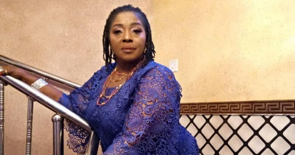 Actress, Rita Edochie Tells Fan He's Not Looking For Love After The Fan Claimed He's Back To Love Her