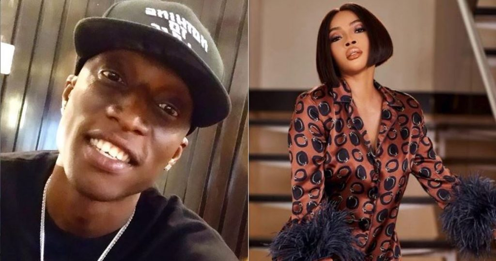 N6 fires Toke Makinwa over her comments on Kelly Clarkson's issue